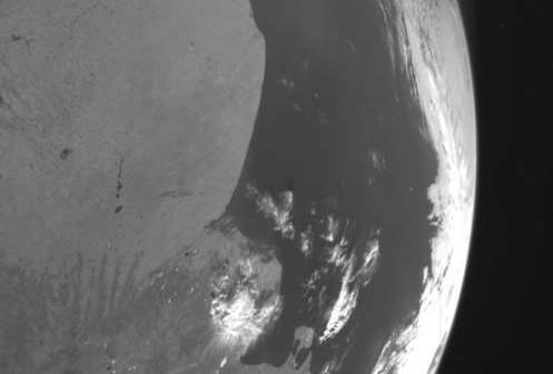 Argentyna widziana z satelity Proba-2, (c) ESA/Micro-Cameras and Space Exploration
