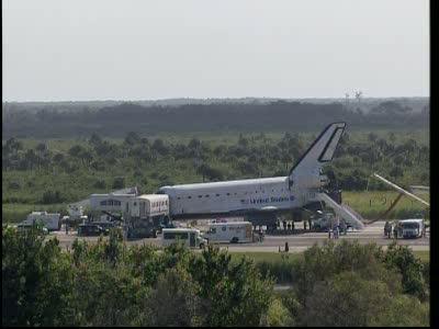 26 maja 2010 roku - czy wtedy Atlantis po raz ostatni brak udział w misji orbitalnej? / Credits - NASA TV