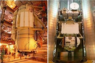 Główny ładunek misji - MRM-1 / Credits: NSF