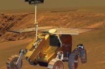 Wizualizacja łazika ExoMars z 2006 roku / Credits - Thomas Meier, WikiCommons