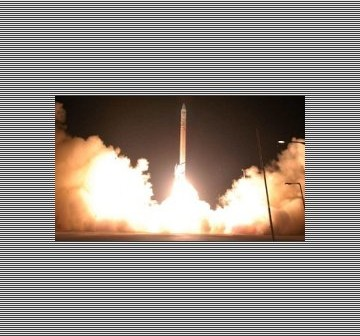 Rakieta Shavit-2 / Credits - Israel Aerospace Industries