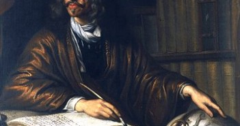 Portret Jana Heweliusza, pędzla Daniela Schultza