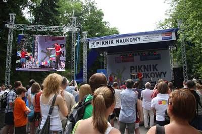 Piknik Naukowy / Credits: www.pikniknaukowy.pl
