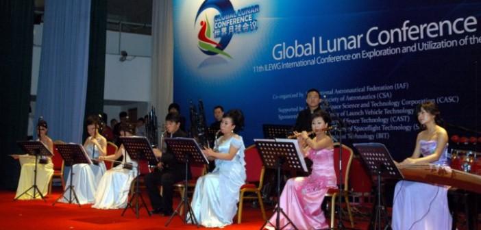 Ceremonia otwarcia Światowej Konferencji Księżycowej 2010, (c) IAF