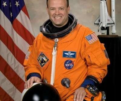 Ron Garan, autor eseju (Credits: NASA)