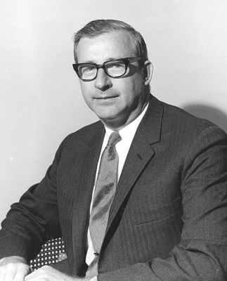 Thomas Paine, administrator NASA w latach 69-70 (NASA)