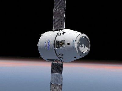 Kapsuła Dragon / Credits - SpaceX