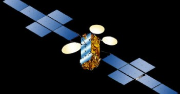 Satelita AMC-12, oparty o platformę C3 firmy Thales Alenia Space, dawniej Alcatel, (c) Thales Alenia Space