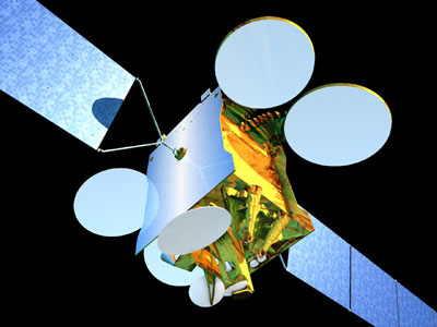 Satelita Arabsat-5A (Thales Alenia Space)