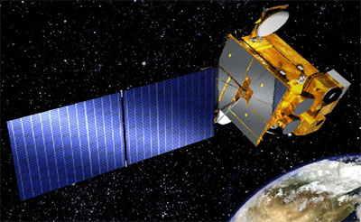 Satelita COMS-1 (Astrium)
