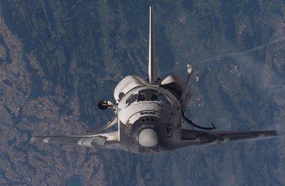 RPM w trakcie misji STS-114 / Credits - NASA