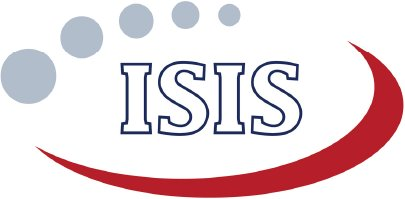 Logo firmy ISIS / Credits - ISIS