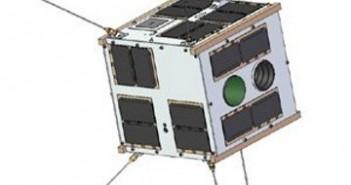 Satelita BRITE-PL / Credits - SFL, University of Toronto