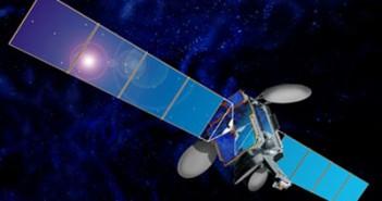 Satelita Telstar-5 oparty o platformę SS/L 1300 (Credits: Space Systems/Loral)