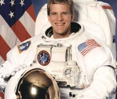 Scott Parazynski, portret oficjalny / credits: NASA