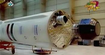 Domniemany satelita Rasad-1 (Credits: ITAA)