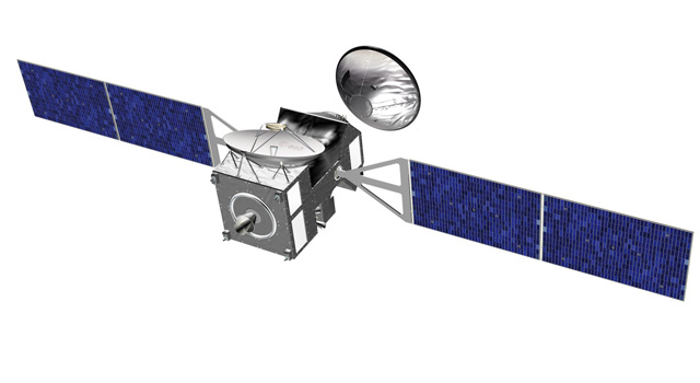 Wizualizacja sondy ExoMars Trace Gas Orbiter / Credits: NASA-JPL