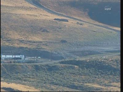 NASA TV rozpoczęła przekaz z testu DM-2 (NASA TV)