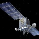 Wizualizacja satelity AEHF-1 / Credits: Lockheed Martin