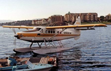 Samolot DHC-3T (Credits: RuthAS/WikiCommons)