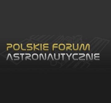 Logo Polskiego Forum Astronautycznego / Credits - PFA