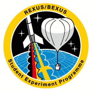 Logo kampanii REXUS/BEXUS (SNSB)