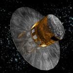 Gaia na orbicie - wizualizacja / Credits: ESA