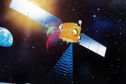 Artystyczna wizja sondy Chang'e 1 - Chang'e 2 wygląda bardzo podobnie / Credits - CSA