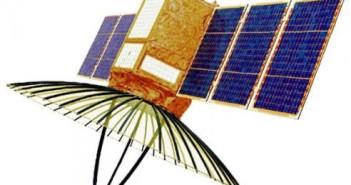 Wizja artystyczna satelity TecSar (IAI)