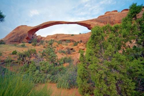 Formacja Landscape Arch w USA, na Ziemi / Credits - Matthias Kabel