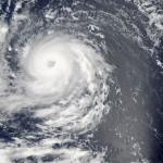 Huragan Igor sfotografowany 14 września przez satelitę Aqua / Credits - NASA