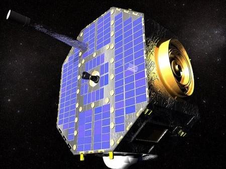 Satelita IBEX / Credits: NASA