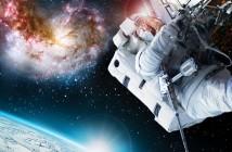 Plakat promujący film Hubble 3D