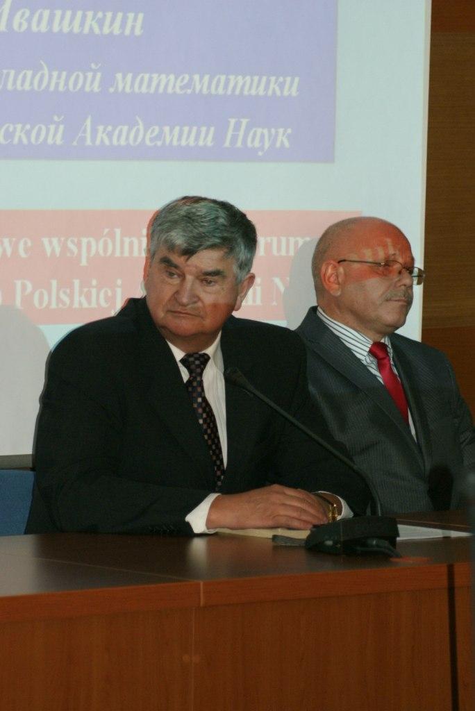 Piotr Wolański, przewodniczący Komitetu Badań Kosmicznych i Satelitarnych / Credits: Hubert Bartkowiak, CC-BY-SA 3.0