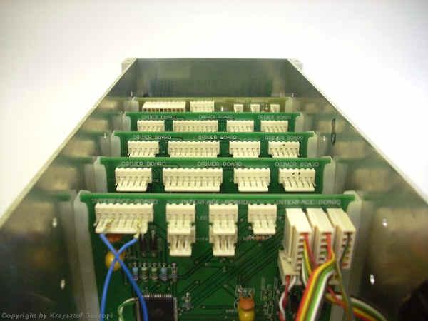 Test osadzania płytek z systemem elektronicznym na szkielecie konstrukcyjnym (SKA)