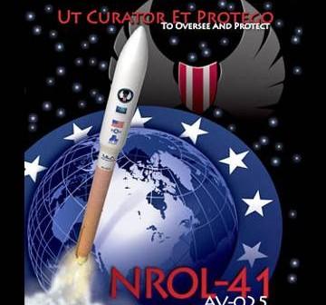 Start NROL-41 / Credits - United Launch Alliance