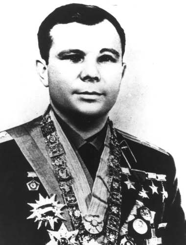 Jurij Gagarin (Roscosmos)