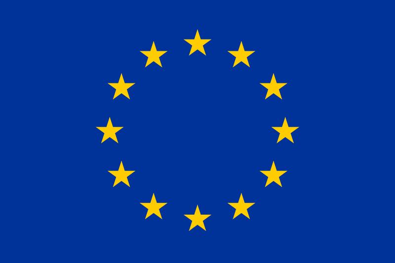 Flaga Unii Europejskiej / Credits: WikiCommons