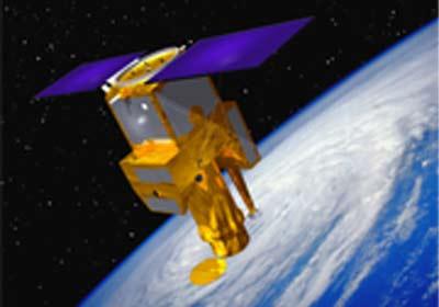 Wizualizacja projektu satelity Gokturk / Credits: Telespazio