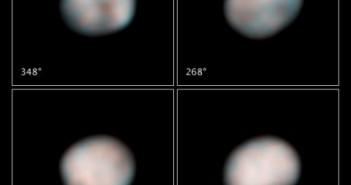 Obraz planetoidy Westa uzyskany za pośrednictwem WFPC-3 teleskopu Hubble (NASA/ESA/STScI/UMd)