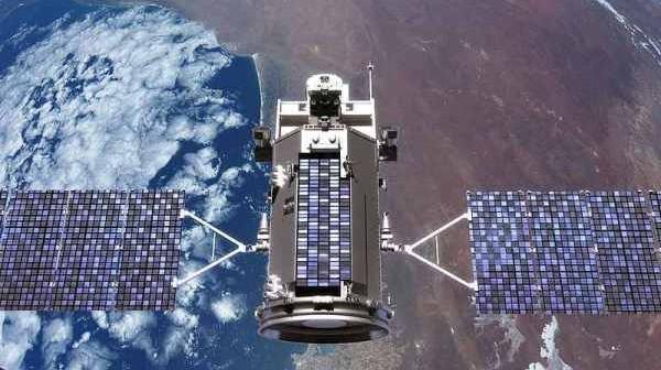 Wizja artystyczna satelity Glory / Credits: NASA