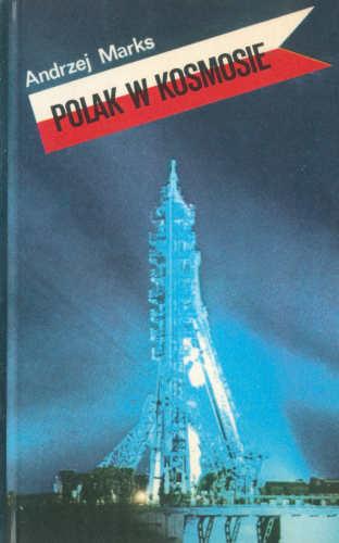 Okładka książki 'Polak w Kosmosie' (KiW, 1988)