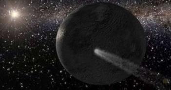 Wizja artystyczna planetoidy 65 Cybele (Gabriel Pérez, Instituto de Astrofisica de Canarias)