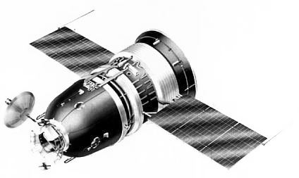 Radziecki pojazd kosmiczny Zond (Wikipedia)