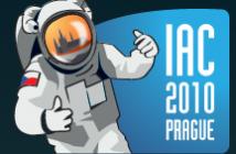 Logo kongresu IAC 2010 / Credits: IAF