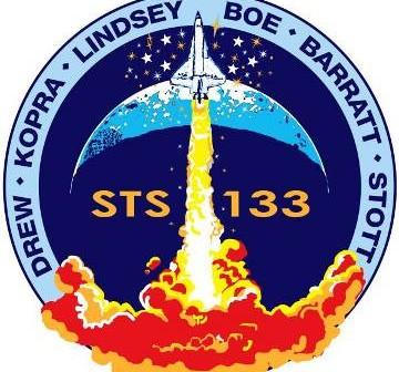Logo misji STS-133 / Credits - NASA