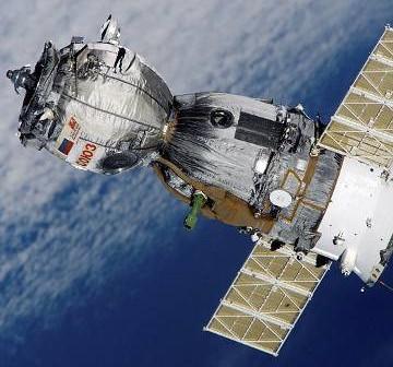 Statek Sojuz / Credits - RSA