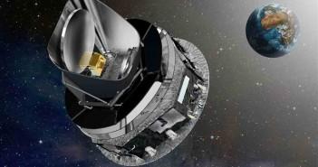Sonda Planck / Credits: ESA