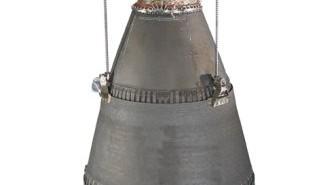 Kriogeniczny silnik rakietowy Vinci, przeznaczony do drugiego stopnia rakiety Ariane 5 ECB (Eric Forterre/Snecma)