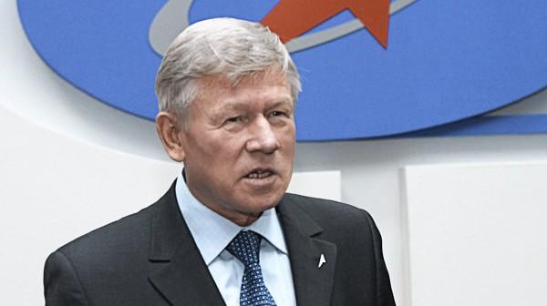 Anatolij Perminow, szef Roskosmos / Credits: RIA Novosti. Vladimir Fedorenko